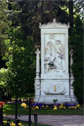 Wiener Zentralfriedhof - Schubert