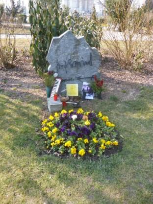 Wiener Zentralfriedhof - Zavinul