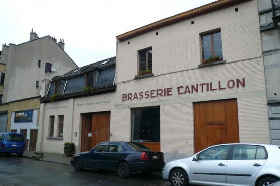 Cantillon Brewery 1