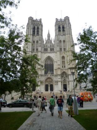 Cathedrale Saints-Michel-et-Gudule 7 (1)