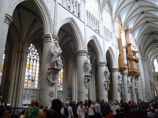 Cathedrale Saints-Michel-et-Gudule 7 (12)