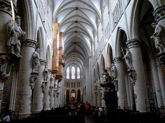 Cathedrale Saints-Michel-et-Gudule 7 (6)