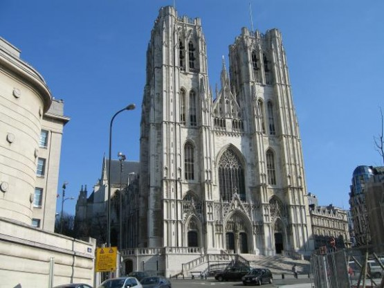 Cathedrale Saints-Michel-et-Gudule