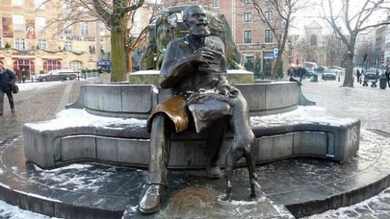 Charles Buls Fountain 2