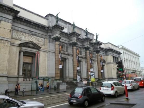 Musees royaux des Beaux-Arts de Belgique - Rue de la Regence 3 (1)