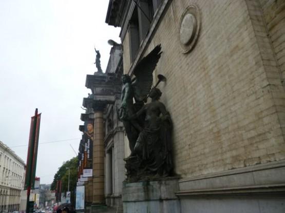 Musees royaux des Beaux-Arts de Belgique - Rue de la Regence 3.jpg