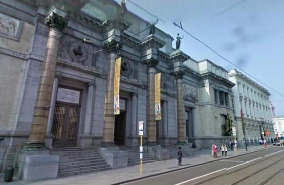 Musees royaux des Beaux-Arts de Belgique - Rue de la Regence 3