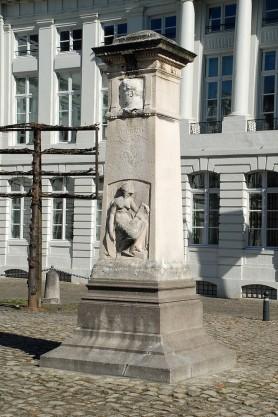 Martyrs Square - Jenneval