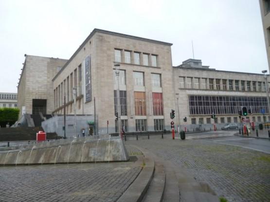 Mont Des Arts - Bibliotheek Van Belgie