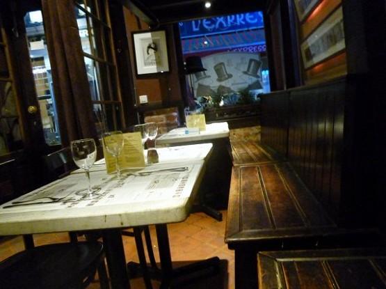 Restaurant les Chapeliers