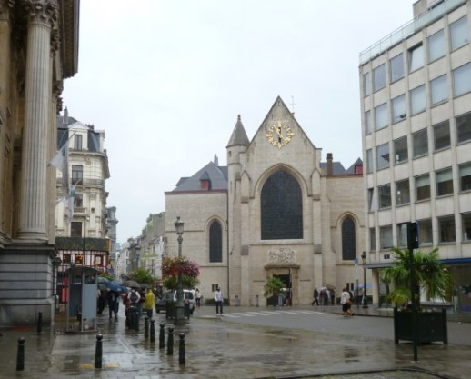 The Eglise St-Nicolas (1)