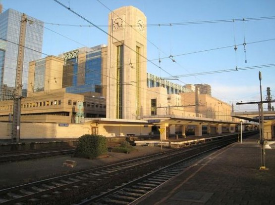 Transport - Station Noord