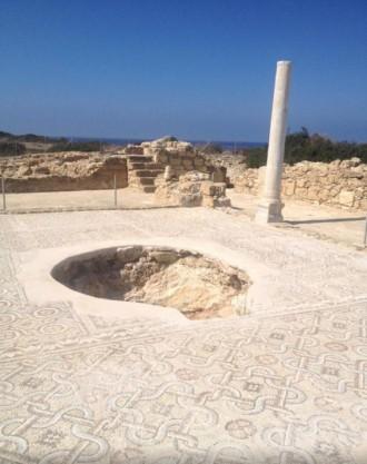 Раскопки у Церкви Святого Георгия<i>