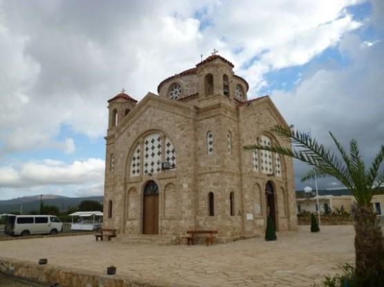 Agios Georgios Pegia Winter 2015 (New Church) (2)