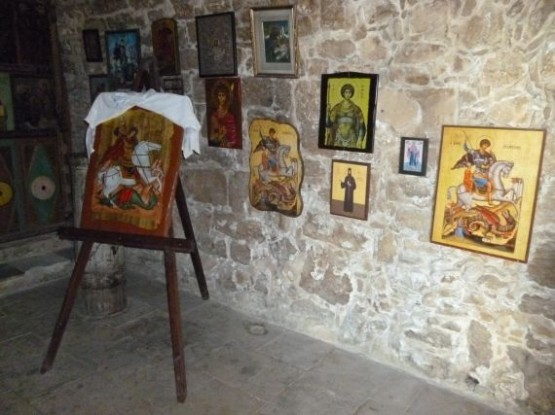 Agios Georgios Pegia Winter 2015 (Old Church XIII c.) (7)