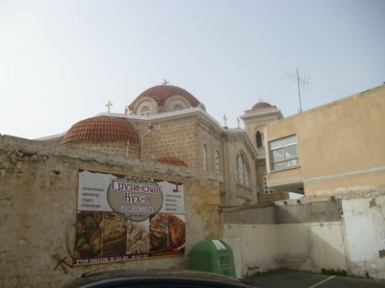 Agios Kendeas Church (1)