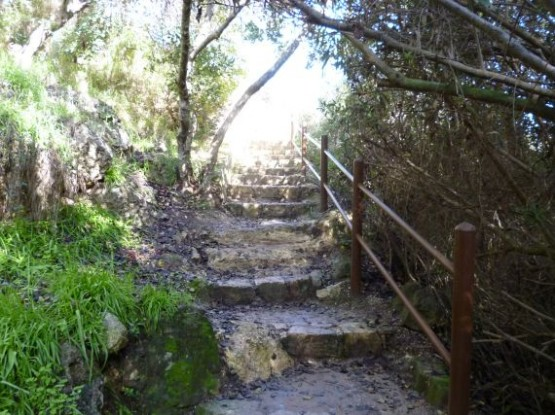 Baths Of Aphrodite Winter 2015 (Nature Trail - Aphrodite & Adonis) (1)