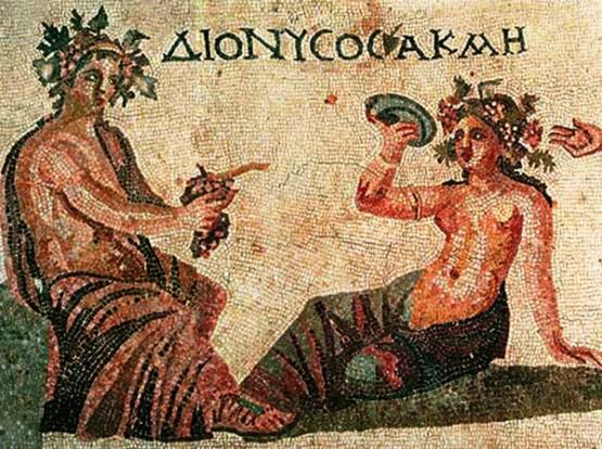 House Of Dionysos - Dionysos