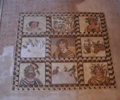 House Of Dionysos - Four Seasons