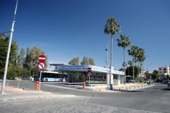 Harbour - Kato Paphos Main Bus Station