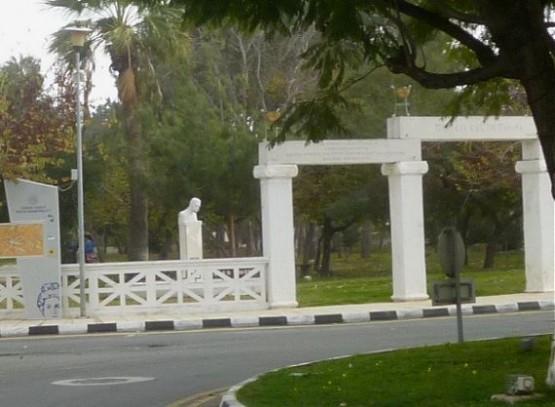 Kostis Palamas Monument (1)