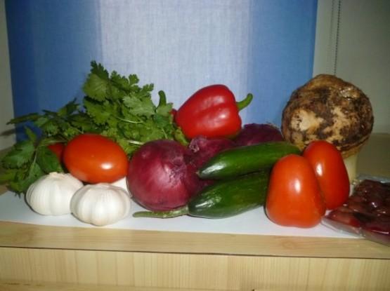 Local Seasonal Vegetables (winter)
