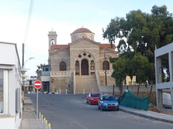 Panayia Theoskepasti Church