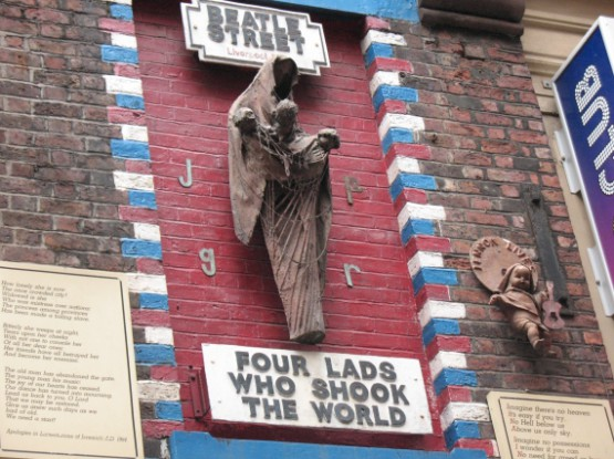 Four Lads Who Shook The World - 1