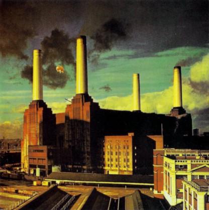 Pink Floyd - Animals, 1977