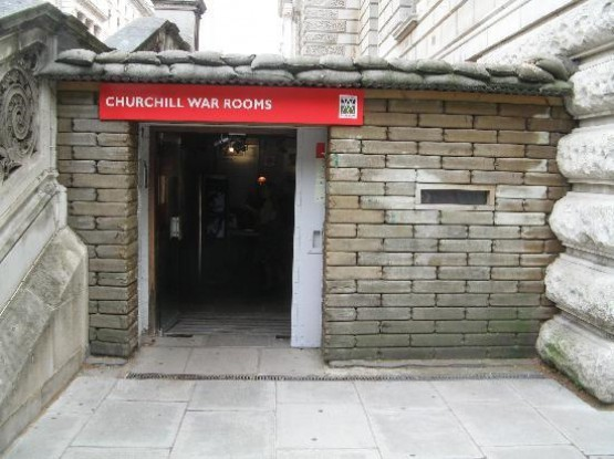 Бункер и музей Черчилля