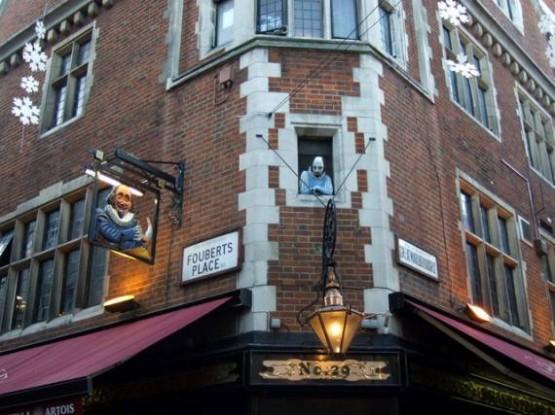 The Shakespeares Head Pub - 1