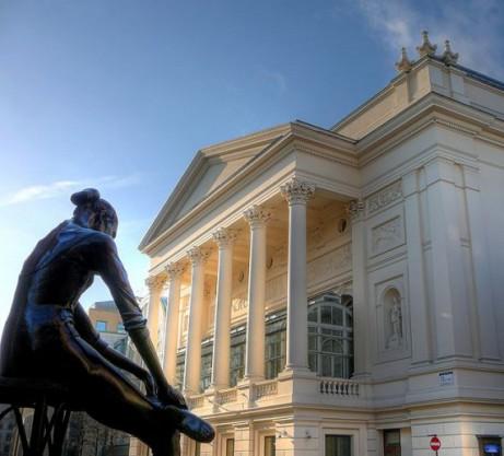 Королевский театр в Ковент-Гардене