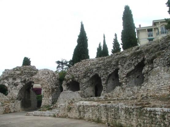 древнеримские арены смерти