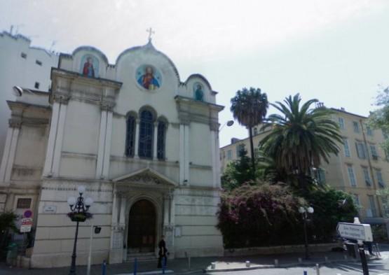 Церковь Николая Чудотворца и Великомученицы Александры