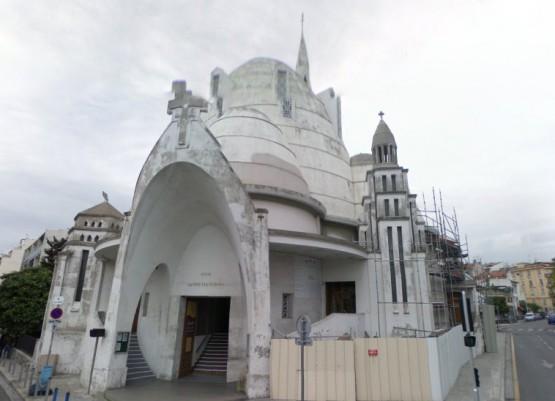 Церковь Сент-Жанна Д'Арк
