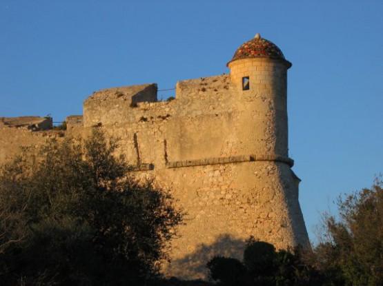 Форт Монт-Албан
