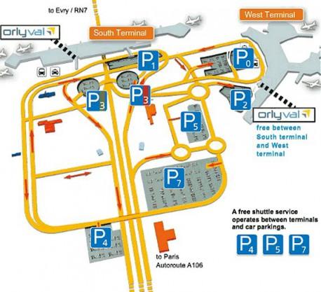 Аэропорт Орли<i>