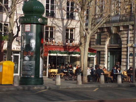 Кафе Де Ла Мари
