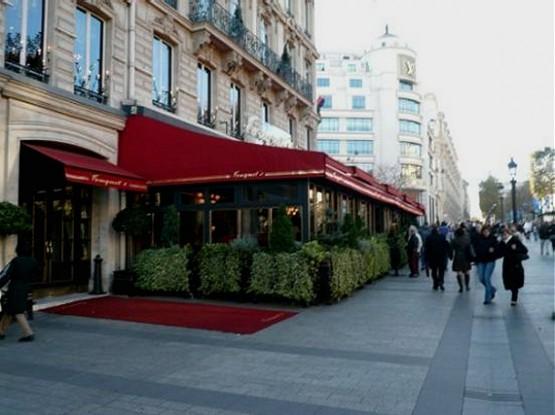 Restaurant Fouquet's
