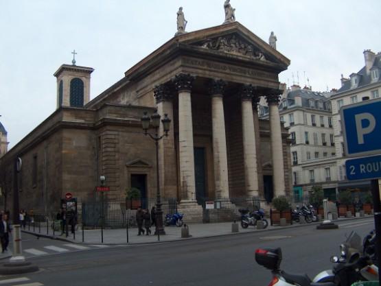 Церковь Notre-Dame-De-Lorette