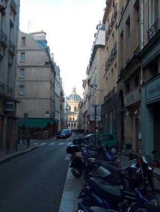 Улица Мазарин