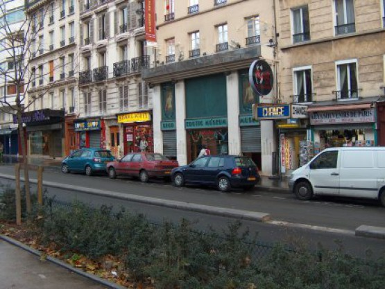 Montmartre - Bd De Clichy - Erotic Museum 0