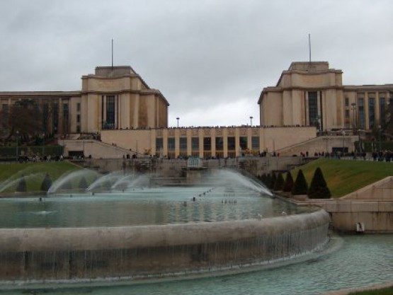 Дворец Шайо