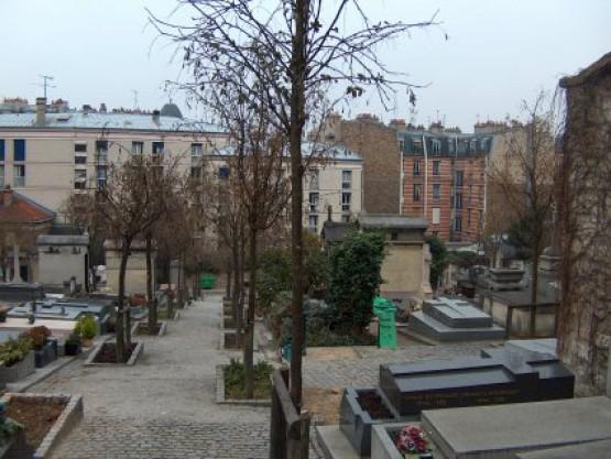 Montmartre - St-Vincent Cemetary 1