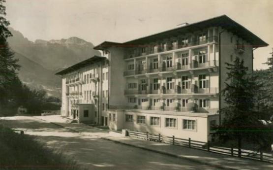Berchtesgadener Hof 1940