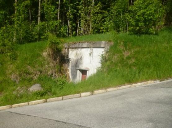 Bormanns House Bunker Exit 2