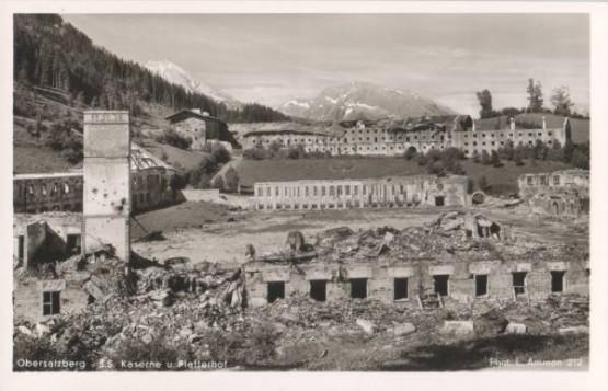 SS Kaserne 1945