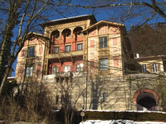 Konigliche Villa