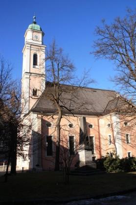 Pfarrkirche St Andreas