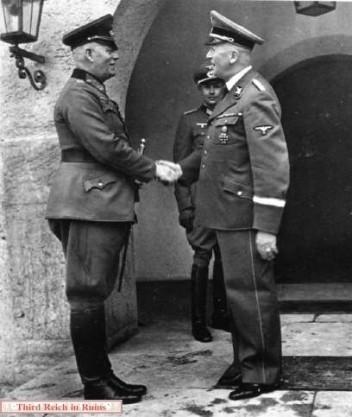 Kleine Reichskanzlei - Wilhelm Keitel - Hans Lammers